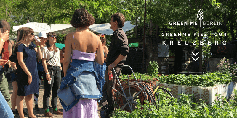 Green Kiez Tour | GreenMe Berlin