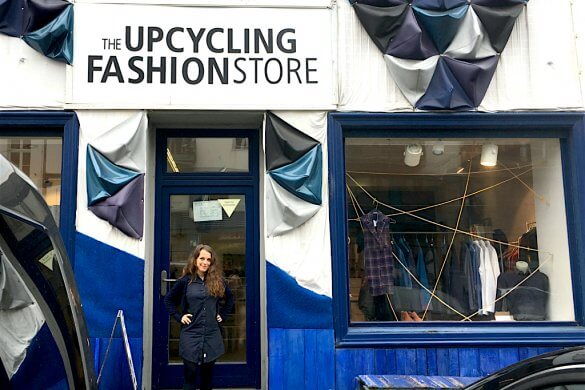 Podcast - Upcycling Fashion Store Berlin / Title