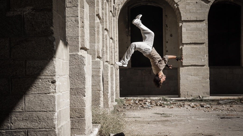 Conflictfood - Kabul Parkour Boys, c Gernot Wuertenberger | GreenMe Berlin Podcast