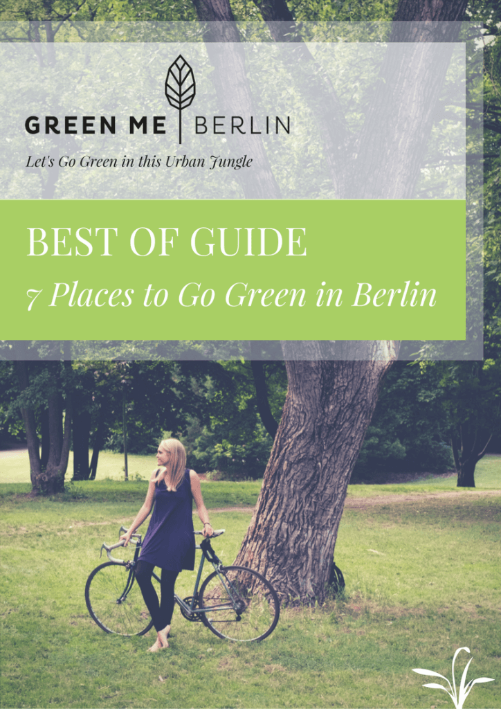 Green Berlin Travel Guide | Cover