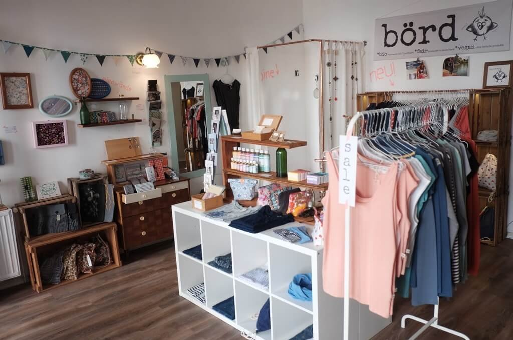 Ethical Fashion Berlin - Suesstoff, Neukoelln | GreenMe Berlin