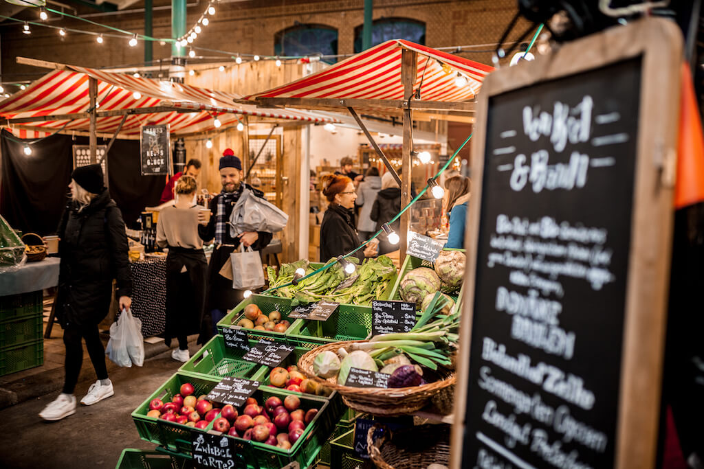 Merry Markthalle Neun | Best Berlin Christmas Markets 2017