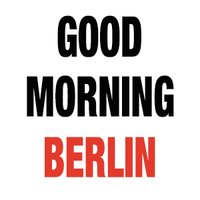 Good morning Berlin logo