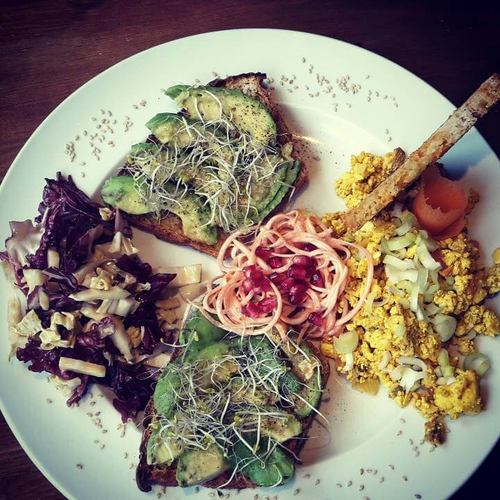 vegan brunch Berlin - Luecks 2 | GreenMe Berlin