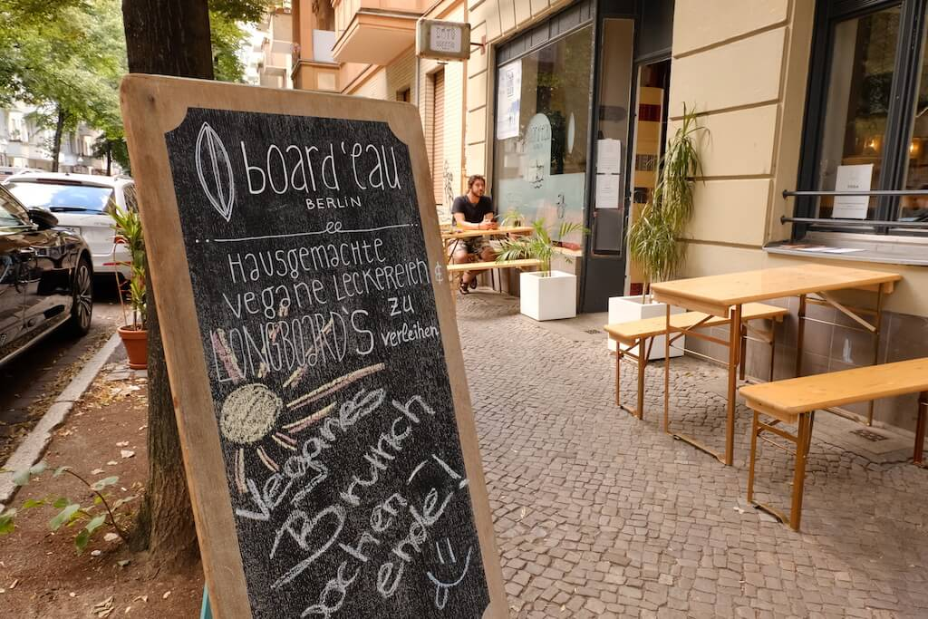 vegan brunch Berlin - boardeau | GreenMe Berlin