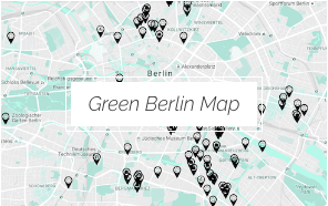 GreenMe Berlin Map