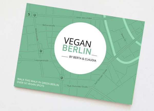 Vegan Berlin Guide - cover | GreenMe Berlin