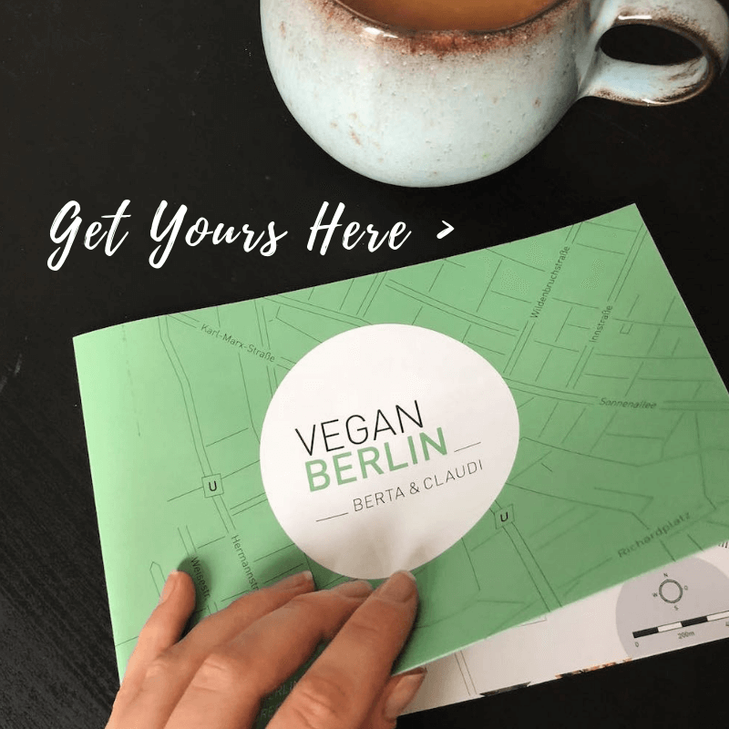 VeganBerlin Guide - Front Page | GreenMe Berlin