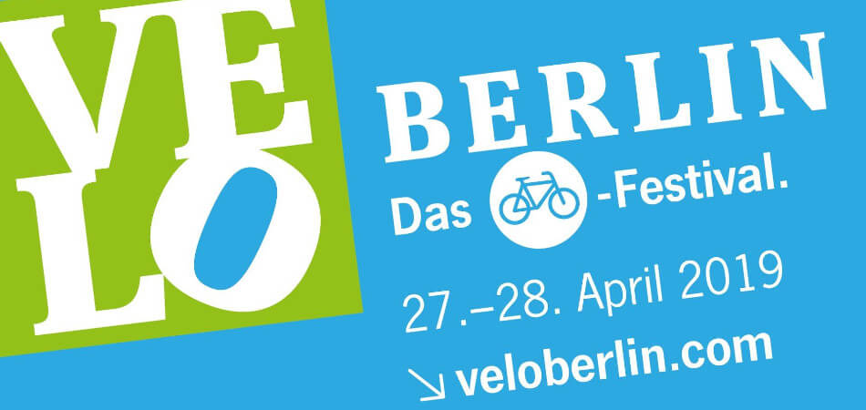 VELOBerlin 2019. The Bicycle Festival | GreenMe Events