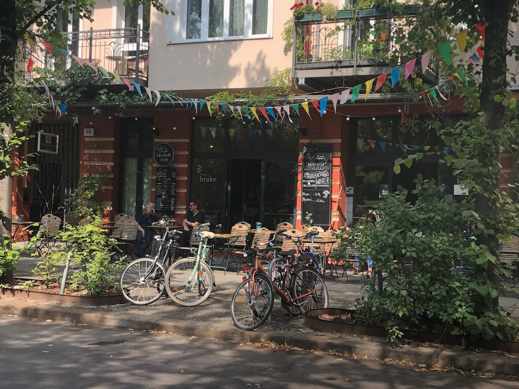 Cycling Berlin | Take A Break Bike Cafe